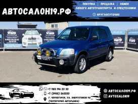 Черногорск CR-V 2001