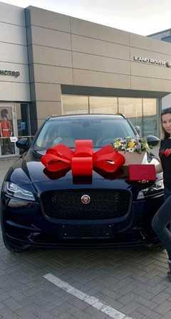 Сочи Jaguar F-Pace 2019