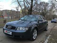 Хабаровск Audi A4 2001