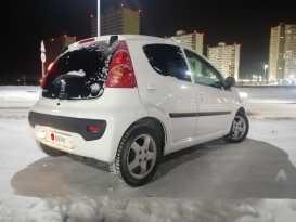 Тюмень Peugeot 107 2012