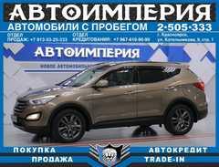 Красноярск Santa Fe 2012