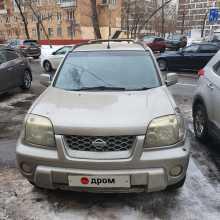 Москва X-Trail 2002