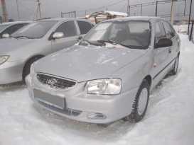 Пермь Accent 2007