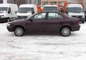 Москва Samand 2006