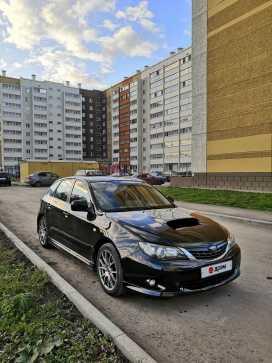 Челябинск Impreza WRX 2007