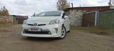 Нижнеудинск Prius PHV 2012