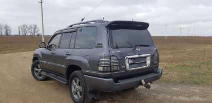 Нефтекумск LX470 2003