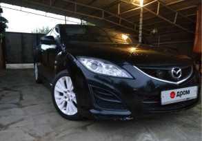 Глубокий Mazda6 2011