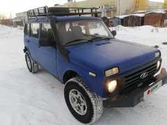 Челябинск 4x4 2131 Нива 2001