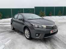 Красногорск Corolla 2013