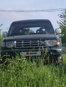 Краснодар Pajero 1997