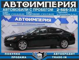 Красноярск ES250 2012