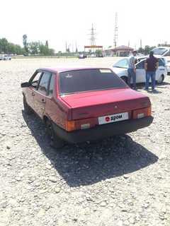 Солдатская 21099 2002