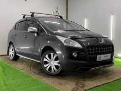 Тверь Peugeot 3008 2010