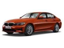 Москва BMW 3-Series 2021