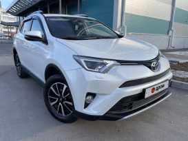 Абакан Toyota RAV4 2016