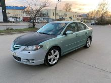 Севастополь Mazda3 2003