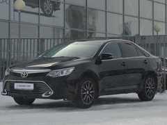 Новый Уренгой Toyota Camry 2017