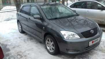 Каргаполье Corolla 2003