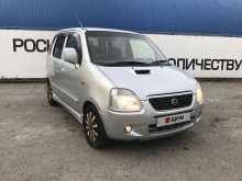 Барнаул Wagon R 2000