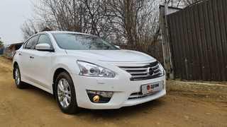 Иркутск Nissan Teana 2014