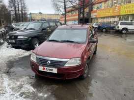 Петропавловск-Камчатский Renault Logan 2011
