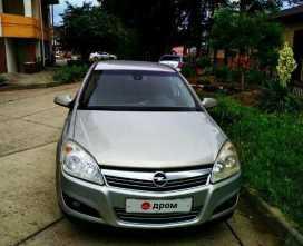 Теберда Opel Astra 2008