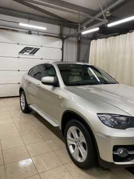 Омск BMW X6 2012