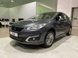 Санкт-Петербург Peugeot 408 2021