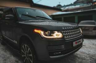 Барнаул Range Rover 2014