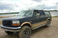 Исетское Bronco 1995