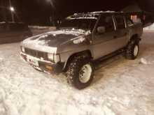 Пластуновская Datsun 1993