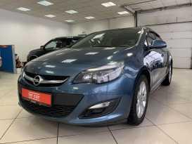 Пермь Opel Astra 2013