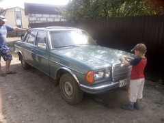 Барнаул Mercedes 1983