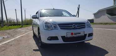 Икон-Халк Nissan Almera 2013