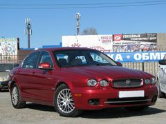Берёзовский X-Type 2008