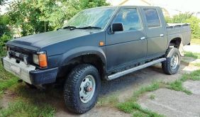 Барнаул Datsun 1989