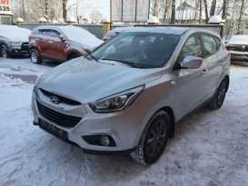 Ярославль Hyundai ix35 2013