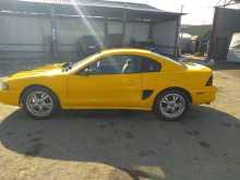 Красноярск Mustang 1995