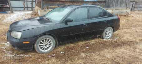 Иркутск Elantra 2001