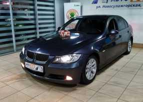Петрозаводск BMW 3-Series 2006