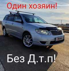 Шелехов Corolla Fielder