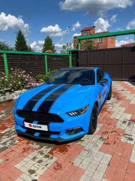 Новосибирск Mustang 2017
