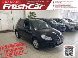 Томск SX4 2012