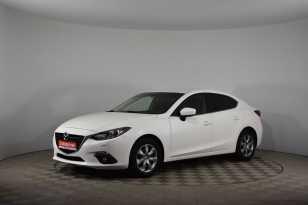 Воронеж Mazda3 2013