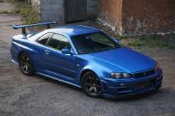 Москва Skyline GT-R 2000