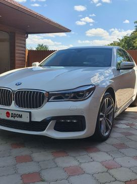Тихорецк BMW 7-Series 2016