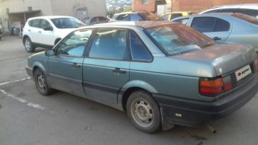 Челябинск Passat 1988