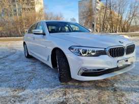 Омск BMW 5-Series 2018