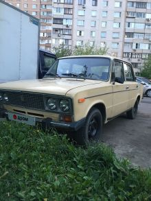 Москва 2106 1989
